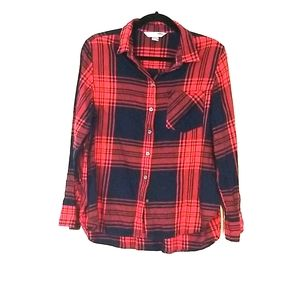 NEW Old Navy Plaid Shirt